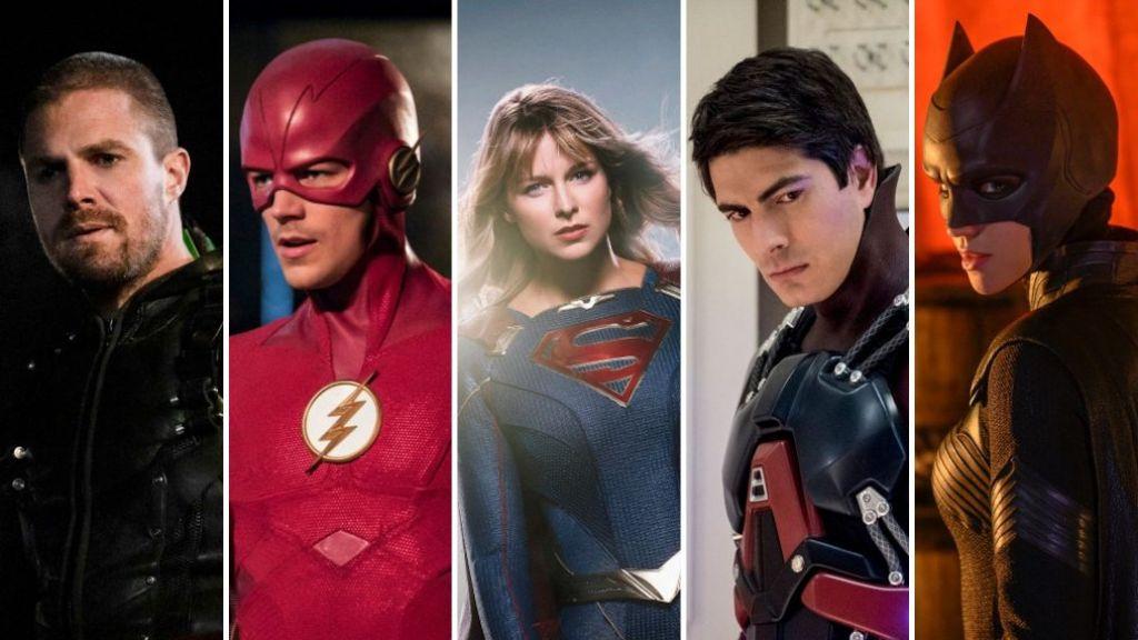 Телеканал CW продлил «Флэша», «Бэтвумэн» и другие сериалы