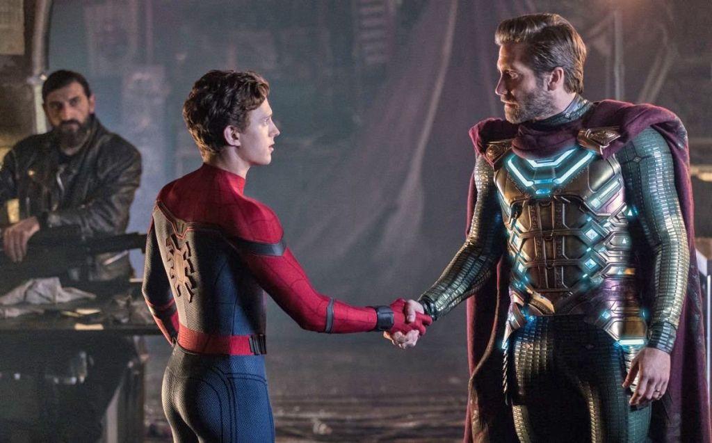 Не смеяться: Появились неудачные дубли из «Человека-паука: Вдали от дома»