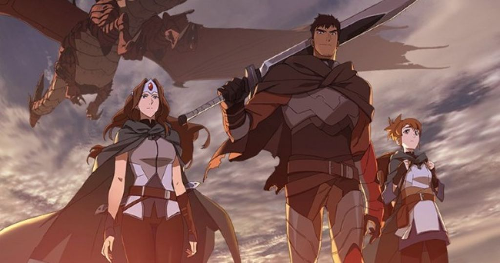 Netflix announces DOTA 2 animated series