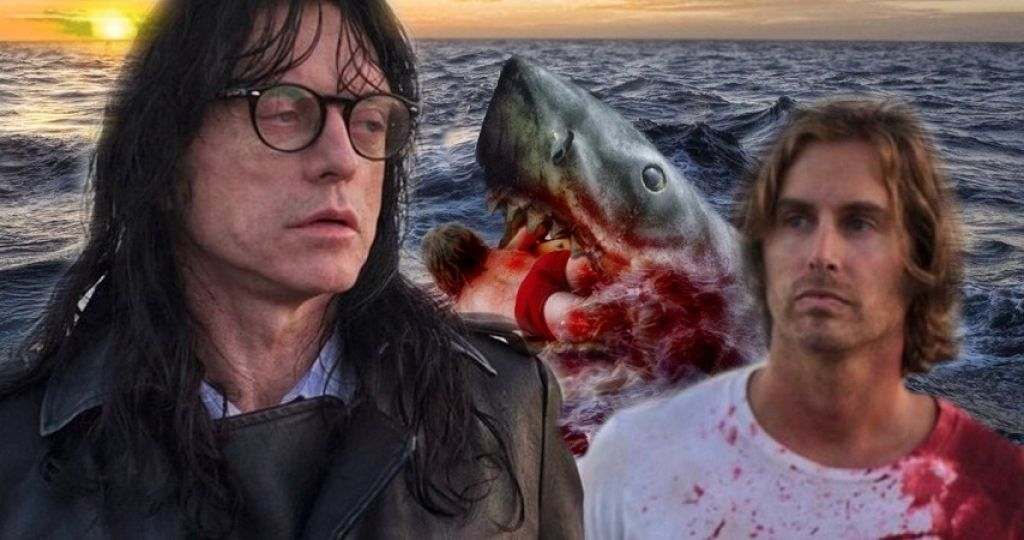 Первый трейлер «Большой акулы» от режиссёра «Комнаты» Томми Вайсо