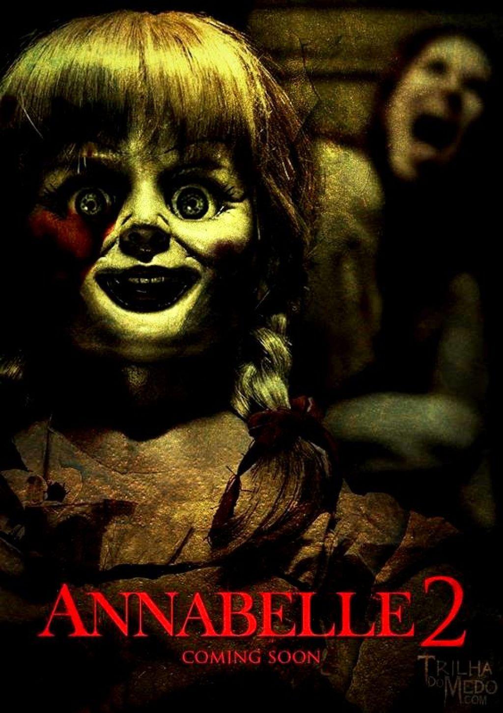 Сиквел «Проклятия Аннабель» получил новое название