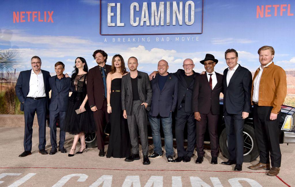Видео: Звезды сериала «Во все тяжкие» реагируют на комментарии к трейлеру «Эль Камино»