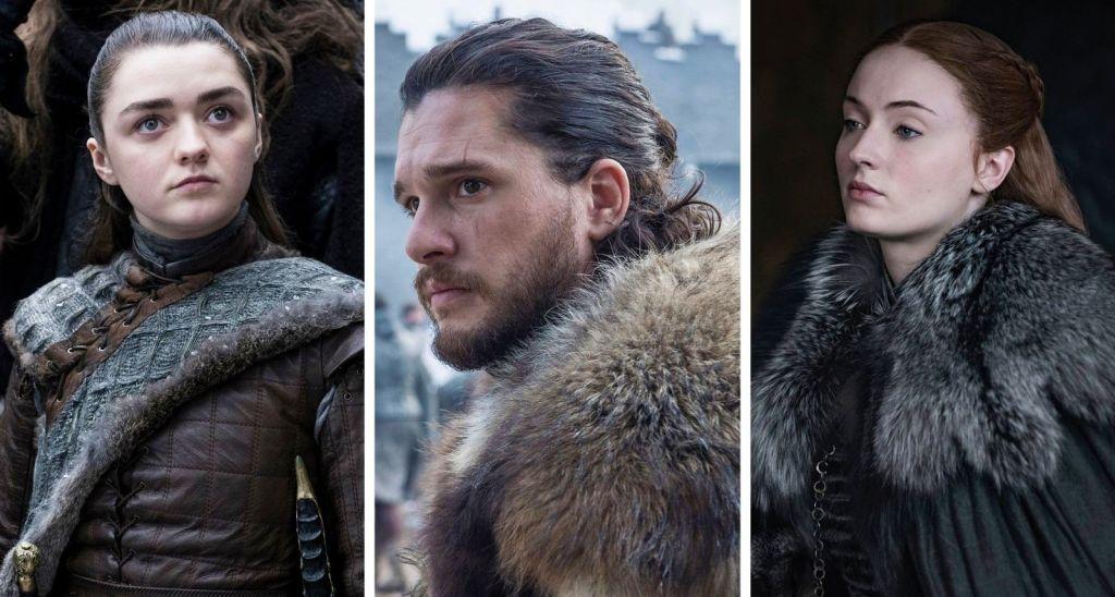 Появились новые постеры финального сезона «Игры престолов»