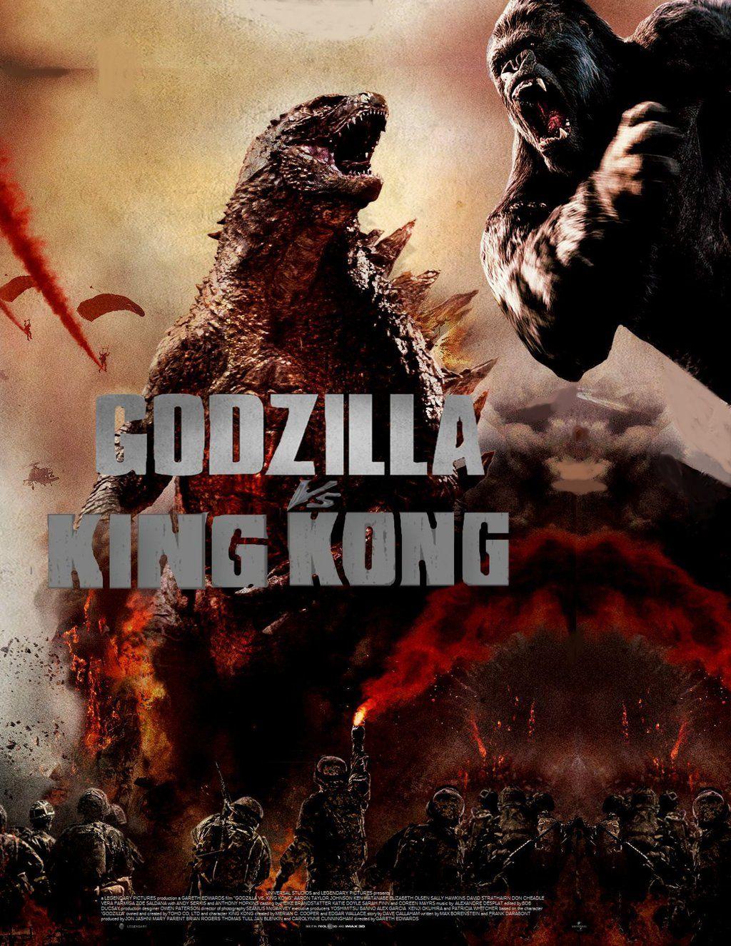 Адам Вингард о сюжете и персонажах «Годзиллы против Кинг-Конга»