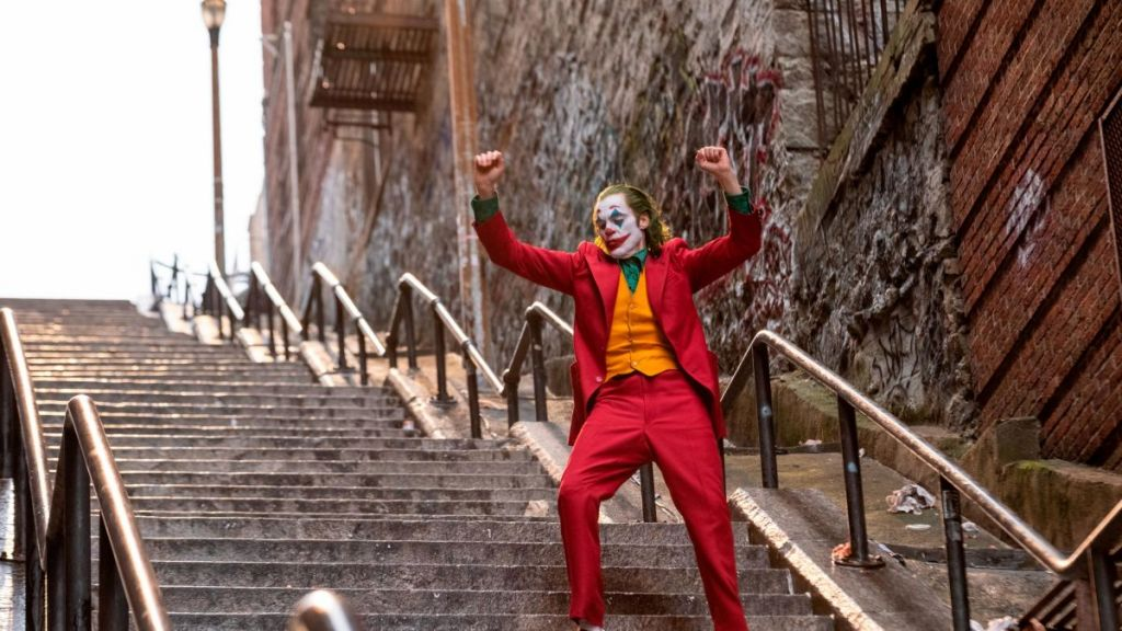 Лестница из «Джокера» стала туристической достопримечательностью