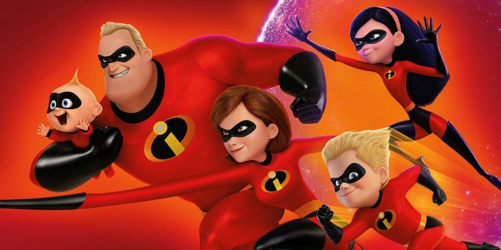 «Суперсемейка 2» показала лучший дебют в США для мультфильма