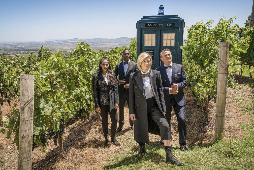 Стала известна дата выхода нового сезона «Доктора Кто»
