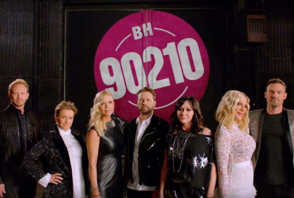 Ребут «Беверли-Хиллз 90210» закроют после первого сезона