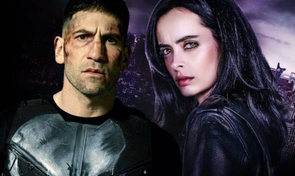 Marvel Recover Rights To Jessica Jones And The Punisher