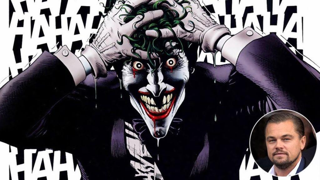 WB хотят заполучить Леонардо ДиКаприо для роли нового Джокера