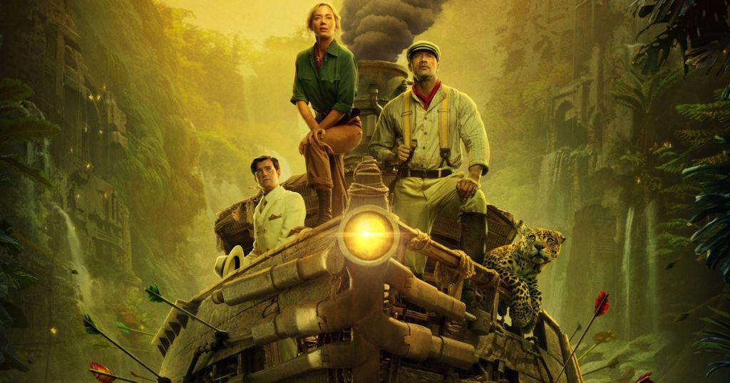 Вышел первый трейлер фильма «Круиз по джунглям»