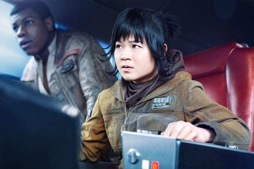 Режиссер «Безумно богатых азиатов» требует сериал для Роуз из «Звездных войн»