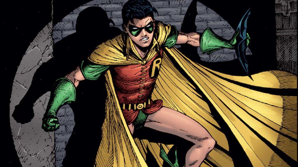 Слух: В новом «Бэтмене» появится Робин