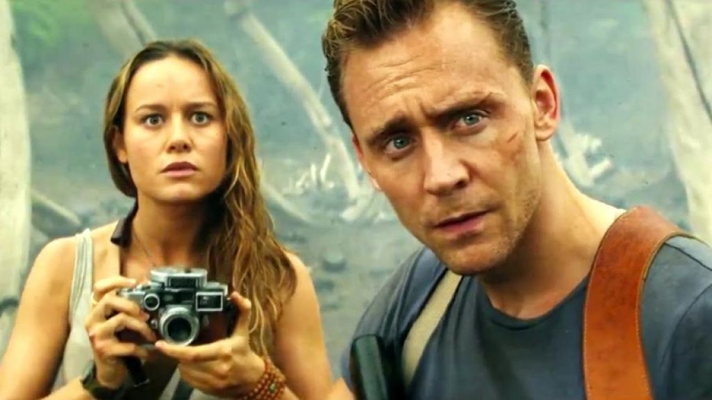 ТВ-спот блокбастера «Конг: Остров Черепа» с Хиддлстоном