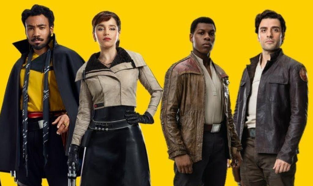 Вселенная «Звёздных войн» пополнится ещё двумя сериалами