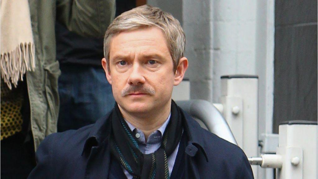 Мартин Фриман намекнул на новый сезон «Шерлока»