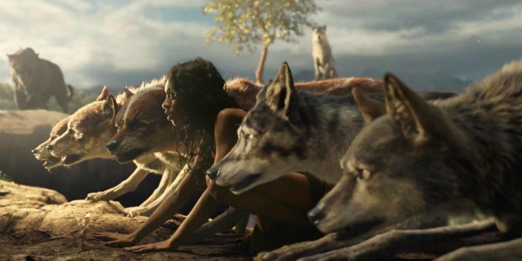 Русский ролик о создании «Маугли» с Кристианом Бэйлом