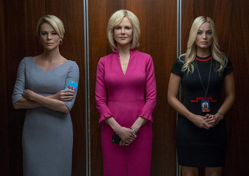 Вышел первый трейлер фильма о домогательствах в Fox News