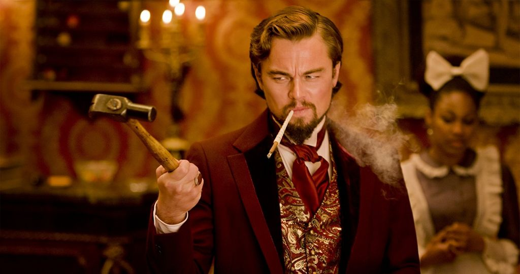 Леонардо ДиКаприо на фото со съёмок «Однажды в Голливуде» Тарантино