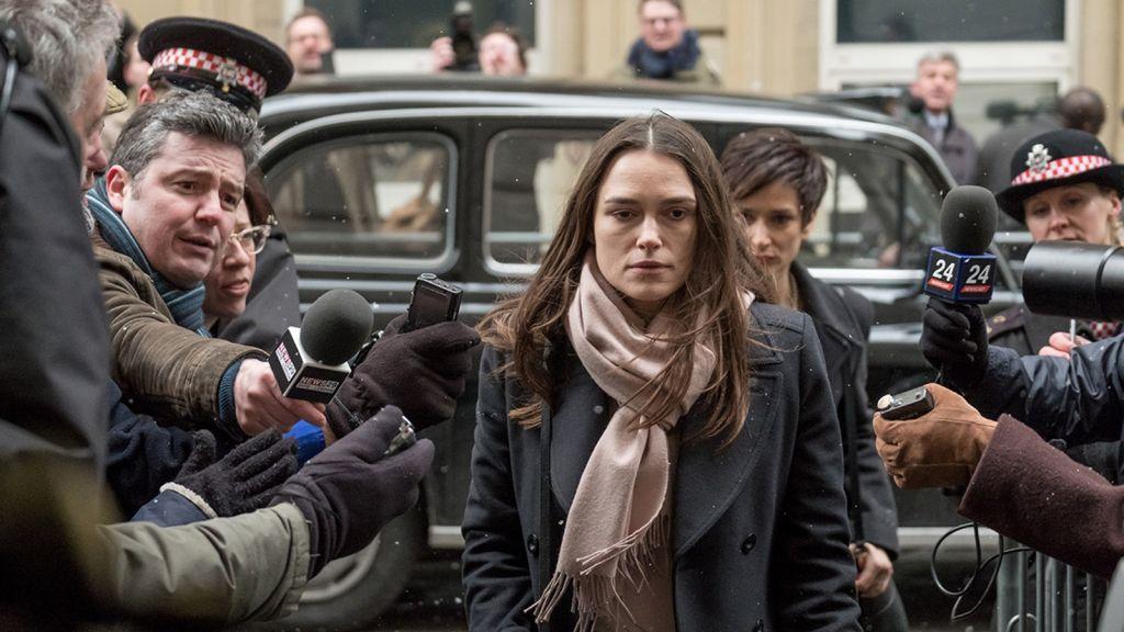 Вышел первый трейлер шпионского триллера «Гостайна» с Кирой Найтли