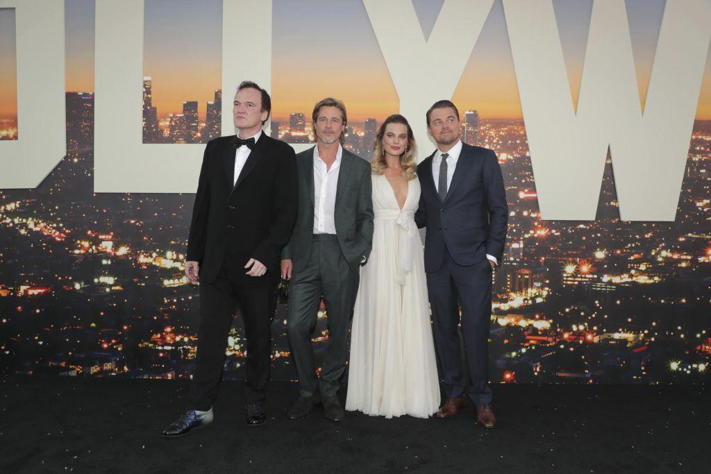 В Лос-Анджелесе прошла премьера «Однажды… в Голливуде»