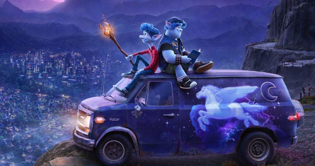 Вышел первый трейлер мультфильма «Вперед» от студии Pixar