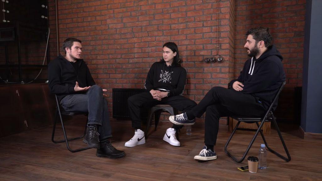 Сарик Андреасян взял трехчасовое интервью у BadComedian