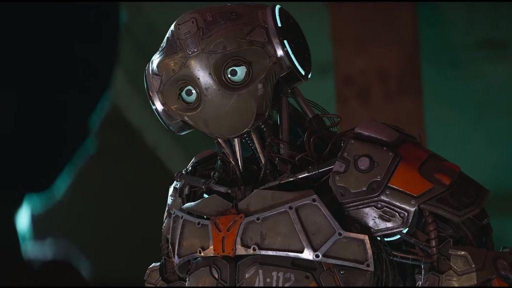 Робот по имени Робо: Вышел первый трейлер нового фильма Сарика Андреасяна