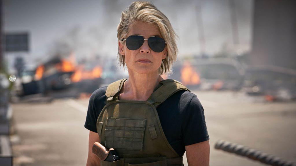Сара Коннор эффектно наказывает врагов в новом ролике к «Терминатору»