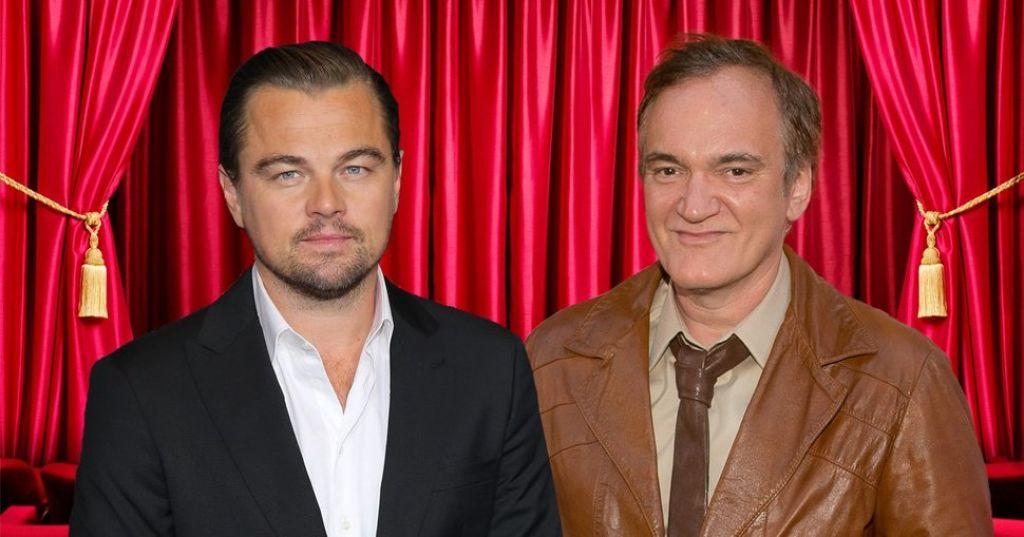 Тарантино и ДиКаприо о своём фильме «Однажды в Голливуде»