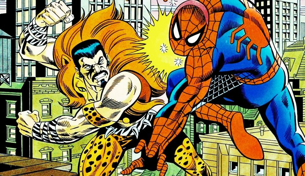 Следующим злодеем в «Человеке-пауке» может стать Крэйвен
