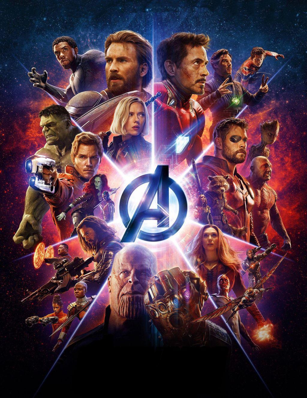 Отрывок и проморолик «Мстителей: Война бесконечности»