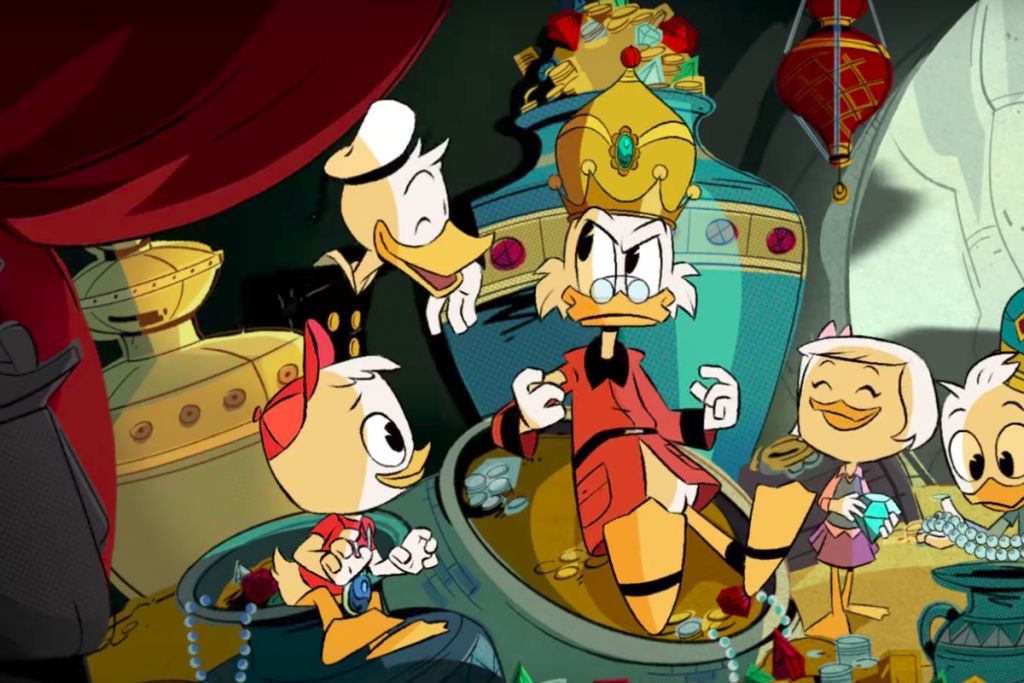 """Duck Tales"" will end with an hour and a half special issue"