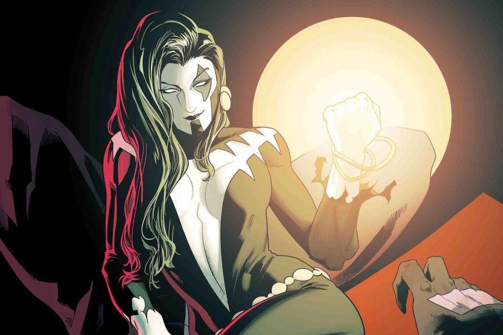 Сиквел «Венома» обзавелся новой злодейкой