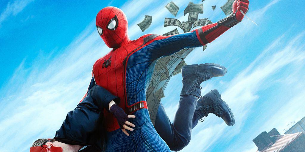 Бокс-офис США: «Человек-паук» взлетел высоко
