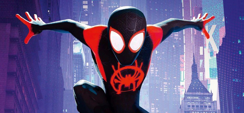 Человек-паук совершает «прыжок веры» в отрывке из «Через ...