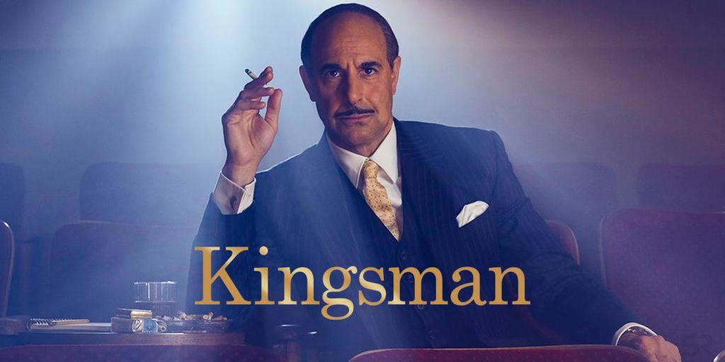 Стэнли Туччи получил роль в приквеле «Kingsman» Мэттью Вона