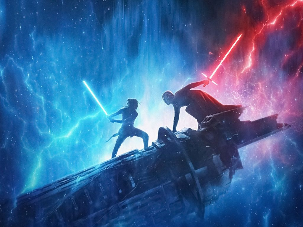 Вышел финальный трейлер фильма «Звездные войны: Скайуокер. Восход»