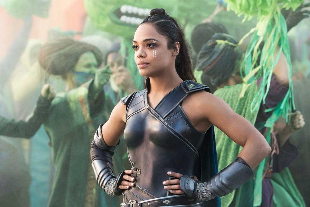 Актриса из «Тора: Рагнарёк» в составе новых «Людей в Чёрном»