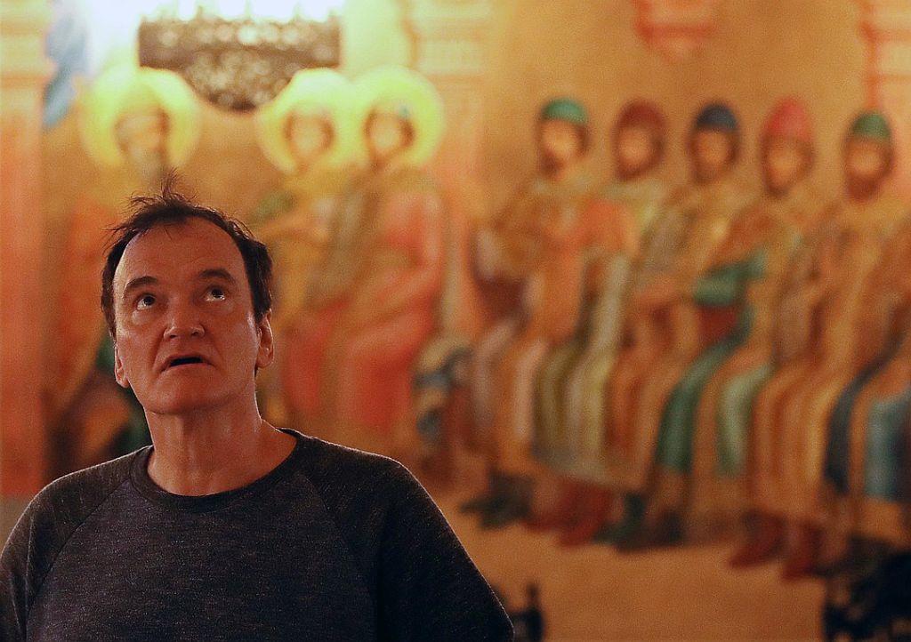 Ксения Собчак выпустила мини-фильм про Квентина Тарантино