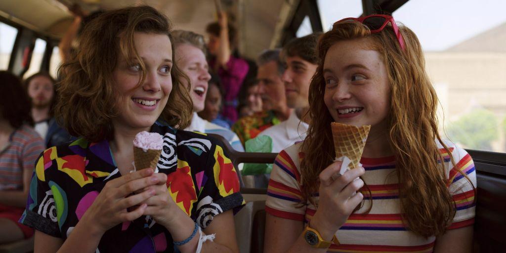 Третий сезон «Очень странных дел» установил новый рекорд Netflix