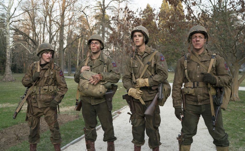 Призраки войны (2020) - Всё о фильме, отзывы, рецензии - смотреть видео  онлайн на Film.ru
