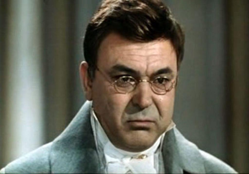 Сергей Бондарчук актер