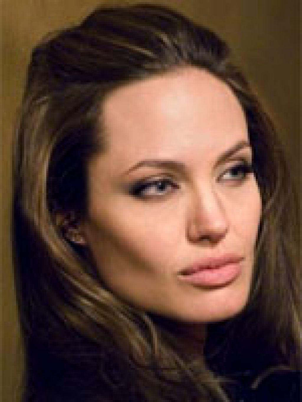 Анджелина Джоли и Брэд Питт попали в