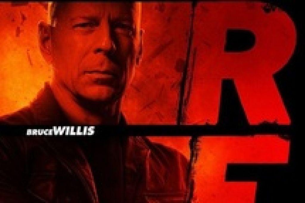 Брюс Уиллис и Хелен Миррен на новых постерах фильма R.E.D