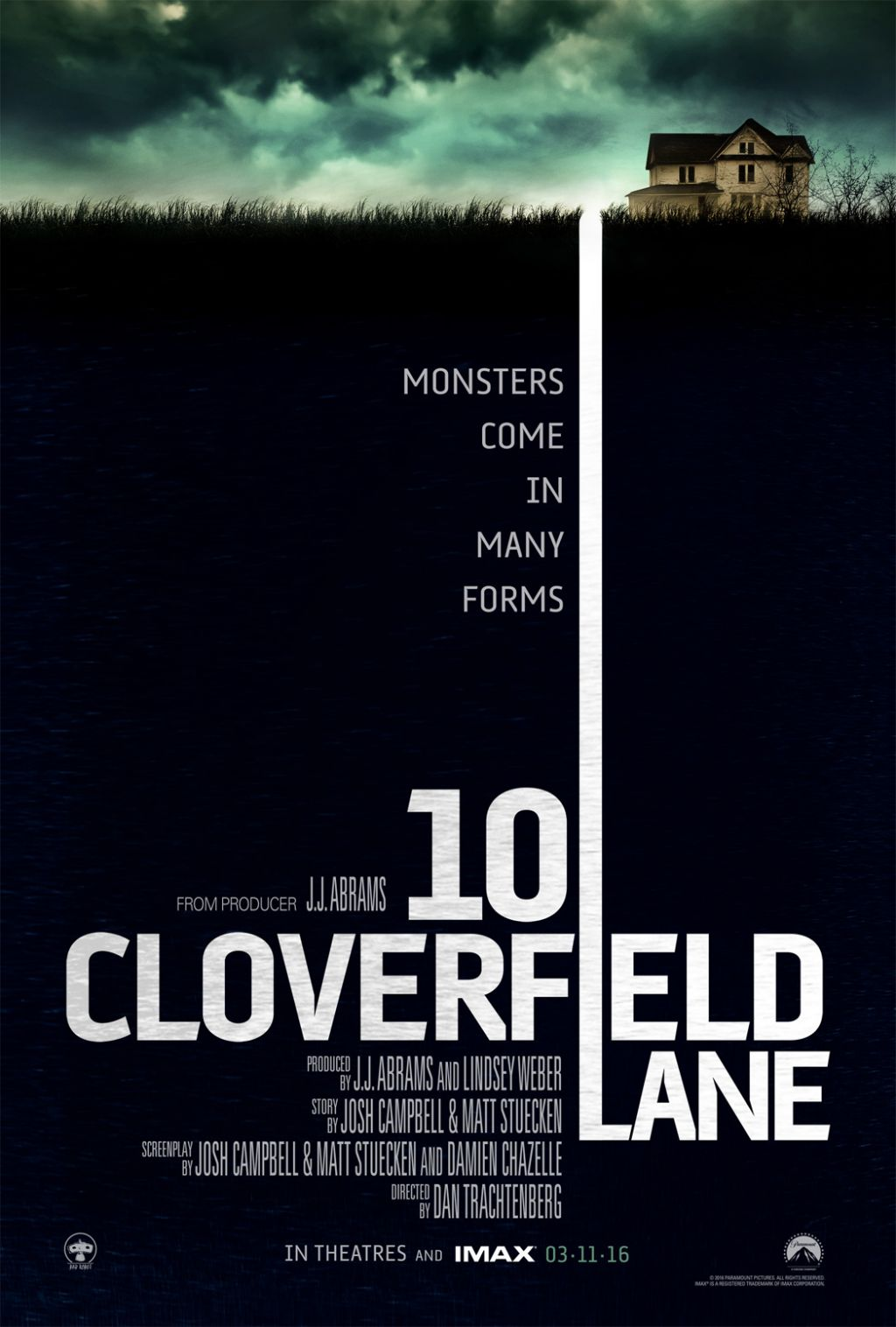 Новый трейлер триллера «Кловерфилд, 10»