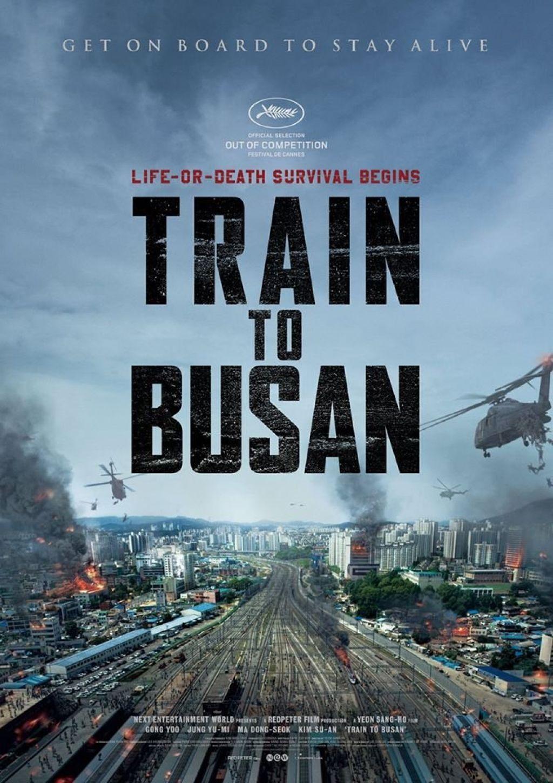 Трейлер хоррора «Поезд в Пусан»
