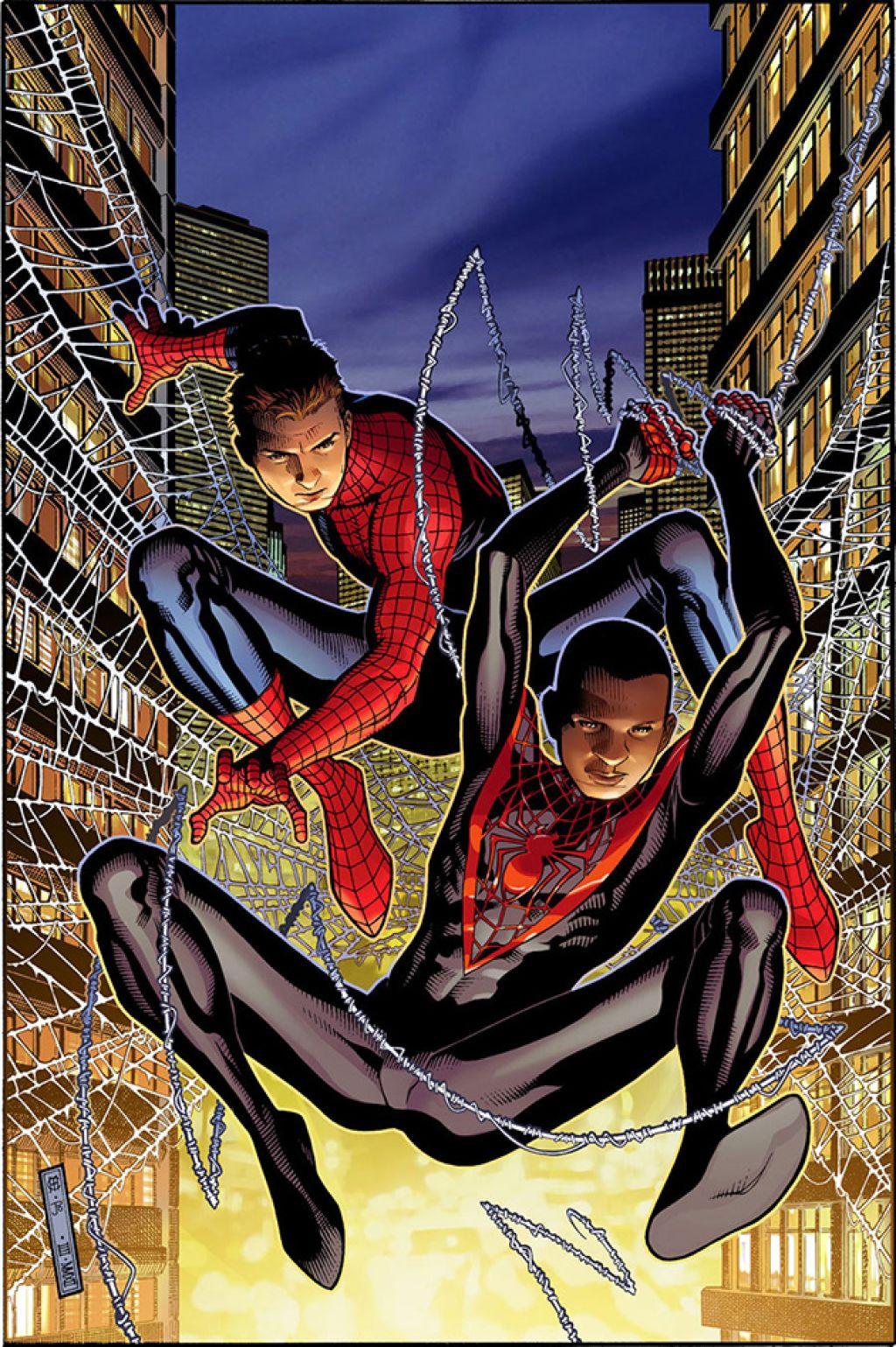 Каким будет новый мультфильм о Человеке-пауке?