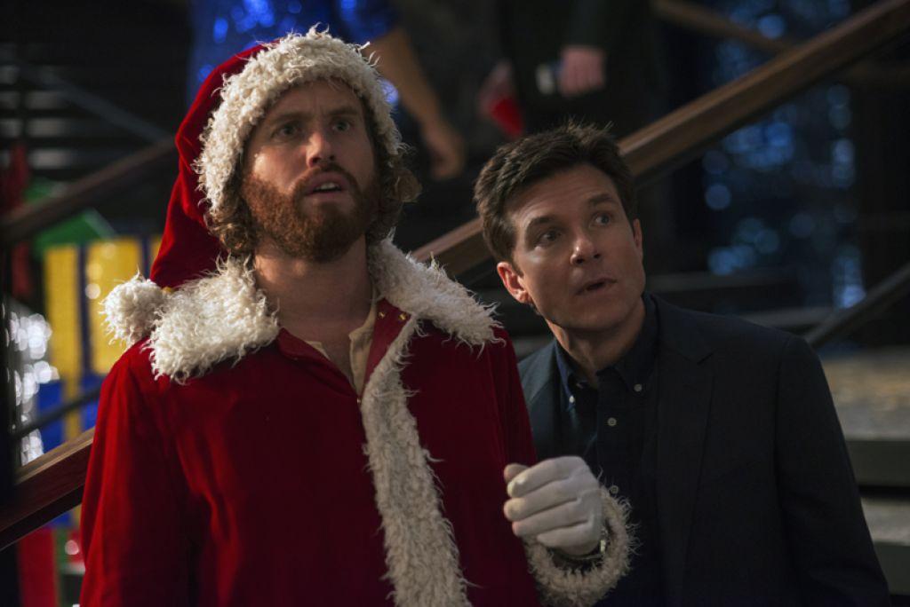 Первый трейлер «Рождества в офисе»