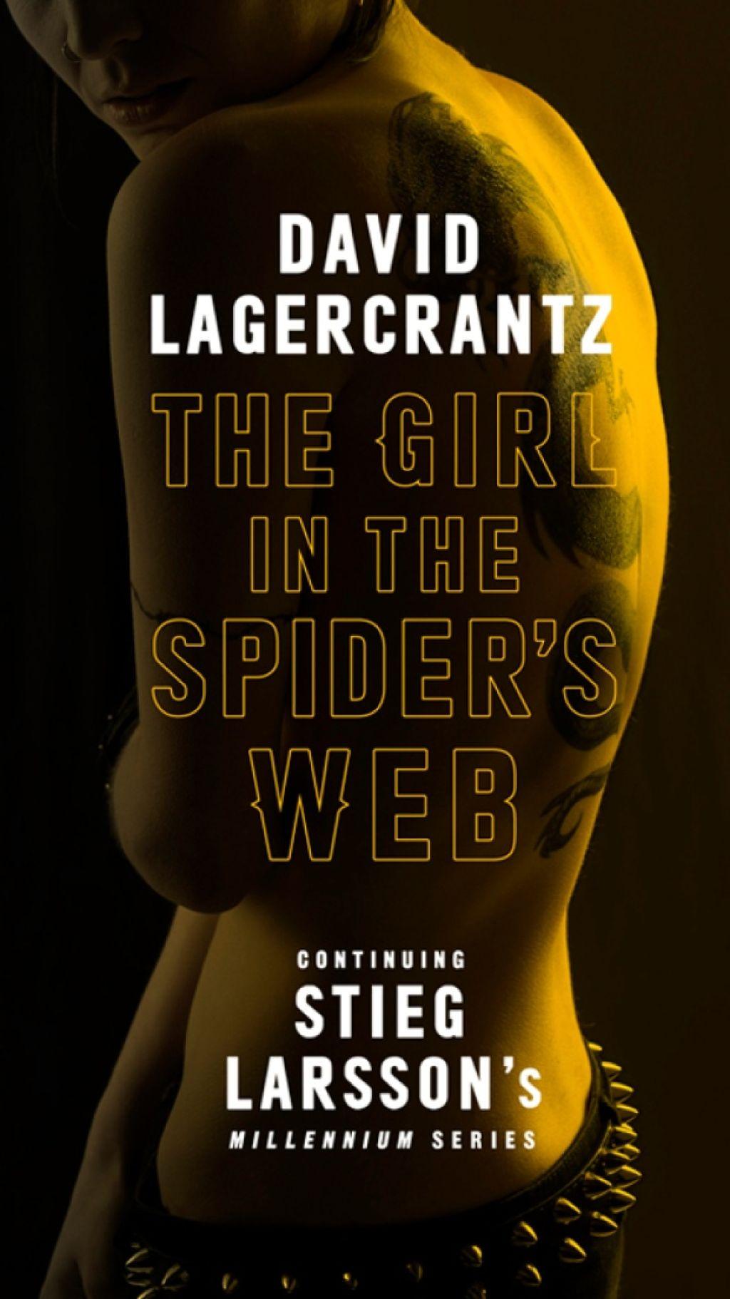 Альварез срежиссирует «Девушку, попавшую в паутину»?